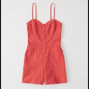 Romper from Abercrombie